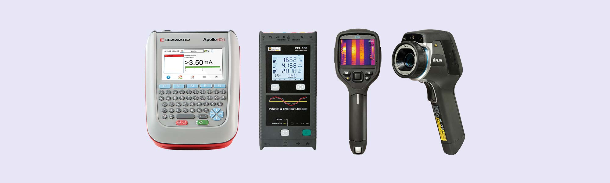 Test Equipment Hire